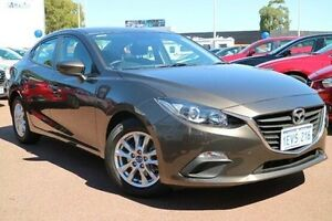 2015 Mazda 3 BM5278 Neo SKYACTIV-Drive Bronze 6 Speed Sports Automatic Sedan Wilson Canning Area Preview