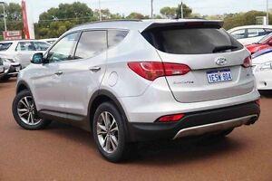 2015 Hyundai Santa Fe DM2 MY15 Elite Silver 6 Speed Sports Automatic Wagon Wangara Wanneroo Area Preview