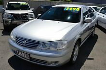 2005 Nissan Pulsar N16 MY2004 ST Silver 4 Speed Automatic Sedan Main Beach Gold Coast City Preview