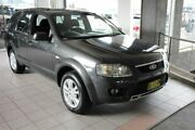 2010 Ford Territory SY Mkii TS (RWD) Grey 4 Speed Auto Seq Sportshift Wagon Thornleigh Hornsby Area Preview