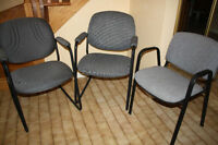 WOW - Lot de 3 chaises / set of 3 chairs