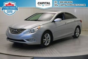 2013 Hyundai Sonata Limited * Leather * Sunroof *