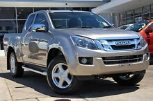 2015 Isuzu D-MAX MY15 LS-U Space Cab Ash Beige 5 Speed Sports Automatic Utility Greenacre Bankstown Area Preview