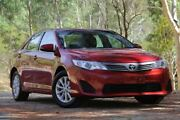 2013 Toyota Camry ASV50R Altise Wildfire 6 Speed Sports Automatic Sedan Hawthorn Mitcham Area Preview