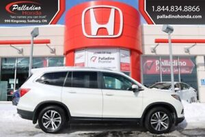 2016 Honda Pilot EX-L-ENTERTAINMENT SYSTEM,WIFI HOTSPOT,THIRD RO