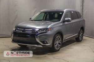 2017 Mitsubishi Outlander GT V6 ALL WHEEL CONT Demo Clearance Re