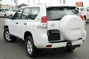 2011 Toyota Landcruiser Prado KDJ150R GX Glacier White 6 Speed Manual Wagon Acacia Ridge Brisbane South West Preview