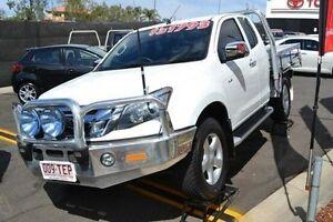 2013 Isuzu D-MAX White Manual Utility Taringa Brisbane South West Preview