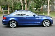 2010 BMW 123d E82 MY10 Steptronic Blue 6 Speed Sports Automatic Coupe Slacks Creek Logan Area Preview