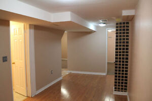 2bedroom basement, available from 1st of august