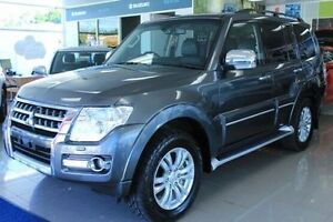 2015 Mitsubishi Pajero NX MY15 Exceed Brown 5 Speed Sports Automatic Wagon Berwick Casey Area Preview