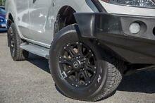 2013 Mazda BT-50 MY13 XT (4x4) White 6 Speed Manual Dual Cab Utility Maddington Gosnells Area Preview