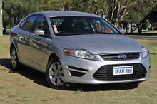 2012 Ford Mondeo MC LX PwrShift TDCi Silver 6 Speed Sports Automatic Dual Clutch Hatchback East Rockingham Rockingham Area Preview