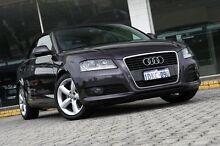 2010 Audi A3  Grey Sports Automatic Dual Clutch Convertible St James Victoria Park Area Preview