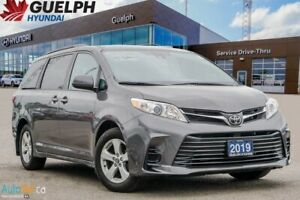 2019 Toyota Sienna LE BACKUP CAM | HEATED SEATS | 7 PASS & MORE
