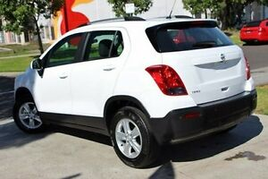 2015 Holden Trax White Automatic Wagon Cranbourne Casey Area Preview