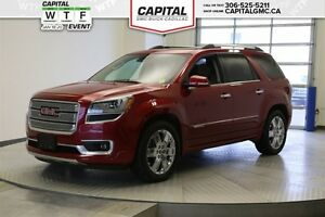 2014 GMC Acadia Denali AWD*Leather Seats - Power Liftgate - Sunr
