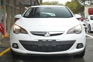 2015 Holden Astra PJ MY15.5 GTC White 6 Speed Automatic Hatchback Somerton Park Holdfast Bay Preview