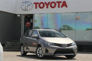 2014 Toyota Corolla ZRE182R Ascent Positano Bronze 7 Speed CVT Auto Sequential Hatchback Old Guildford Fairfield Area Preview