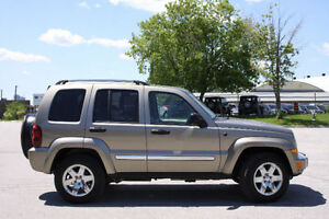2007 Jeep Liberty LIMITED EDITION SUV, Crossover***FOR SALE***
