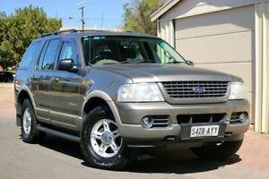 2002 Ford Explorer UT XLT Bronze 5 Speed Automatic Wagon