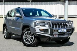 2014 Jeep Grand Cherokee WK MY14 Laredo (4x2) Silver 8 Speed Automatic Wagon Cannington Canning Area Preview