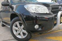 2007 Toyota RAV4 ACA33R Cruiser L (4x4) Black 5 Speed Manual Wagon Arncliffe Rockdale Area Preview