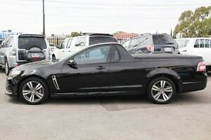 2014 Holden Ute VF MY14 SV6 Ute Black 6 Speed Sports Automatic Utility Hillcrest Port Adelaide Area Preview