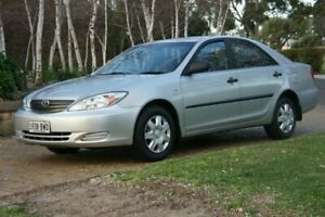 2004 Toyota Camry ACV36R Altise Magnetic Silver 4 Speed Automatic Sedan Blair Athol Port Adelaide Area Preview