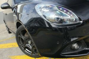 2015 Alfa Romeo Giulietta MY15 Quadrifoglio Verde Black 6 Speed Auto Dual Clutch Hatchback