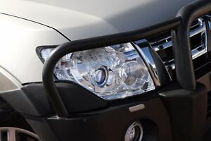 2013 Mitsubishi Pajero NW MY13 VR-X Gold 5 Speed Manual Wagon Wilson Canning Area Preview