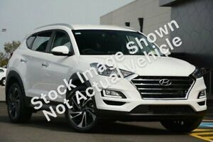 2018 Hyundai Tucson TLE3 MY19 Special Edition AWD White 8 Speed Sports Automatic Wagon Pennant Hills Hornsby Area Preview