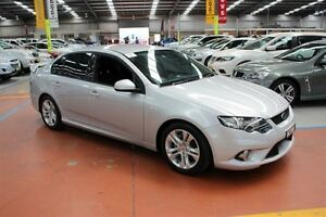 2010 Ford Falcon FG XR6 Silver 6 Speed Sports Automatic Sedan Maryville Newcastle Area Preview