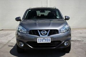 2013 Nissan Dualis J107 Series 4 MY13 Grey 6 Speed Constant Variable Hatchback Seaford Frankston Area Preview