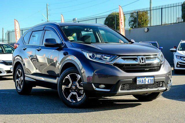 2020 Honda CR-V MY20 VTi-S (2WD) Modern Steel Continuous ...