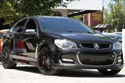 2016 Holden Commodore VF II MY16 SS V Redline 6 Speed Sports Automatic Sedan Adelaide CBD Adelaide City Preview