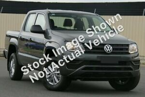 2018 Volkswagen Amarok 2H MY18 TDI420 Core Edition (4x4) Indium Grey 8 Speed Automatic Cooee Burnie Area Preview