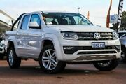 2017 Volkswagen Amarok 2H MY18 TDI420 4MOTION Perm Core Plus Candy White 8 Speed Automatic Utility Cannington Canning Area Preview