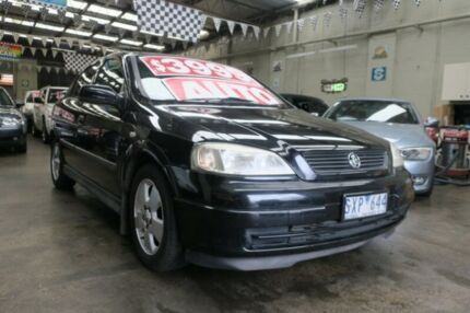 2004 Holden Astra TS CD 4 Speed Automatic Hatchback Mordialloc Kingston Area Preview