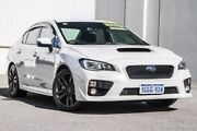 2017 Subaru WRX V1 MY17 AWD White 6 Speed Manual Sedan East Rockingham Rockingham Area Preview