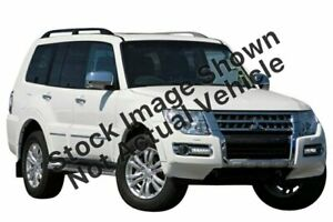 2018 Mitsubishi Pajero NX MY18 Exceed White 5 Speed Sports Automatic Wagon South Melbourne Port Phillip Preview