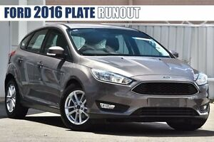 2016 Ford Focus LZ Trend Lunar Sky 6 Speed Automatic Hatchback Woodbridge Swan Area Preview