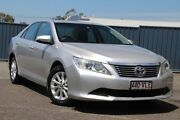 2014 Toyota Aurion GSV50R AT-X Silver 6 Speed Sports Automatic Sedan Slacks Creek Logan Area Preview