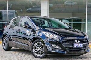 2015 Hyundai i30 Black Sports Automatic Hatchback St James Victoria Park Area Preview