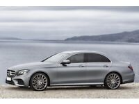 Chauffeur/Executive Driver with own latest model Mercedes-Benz E Class