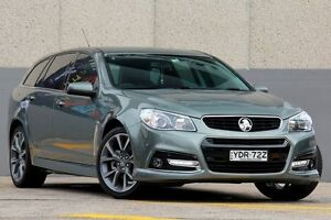 2015 Holden Commodore VF MY15 SS V Sportwagon Prussian Steel 6 Speed Sports Automatic Wagon Wolli Creek Rockdale Area Preview