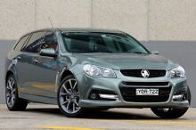 2015 Holden Commodore VF MY15 SS-V Prussian Steel 6 Speed Automatic Sportswagon Arncliffe Rockdale Area Preview