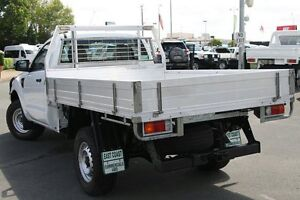 2012 Ford Ranger PX XL White 6 Speed Manual Cab Chassis Acacia Ridge Brisbane South West Preview
