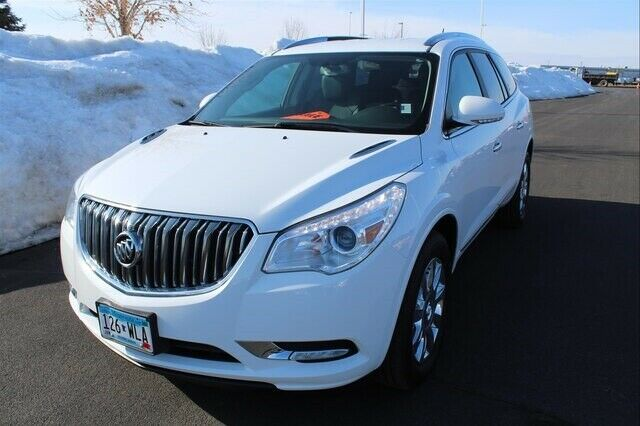 Image 4 Voiture American used Buick Enclave 2017