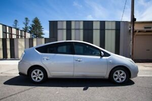 2006 Toyota Prius NHW20R I-Tech Silver 1 Speed Constant Variable Liftback Hybrid